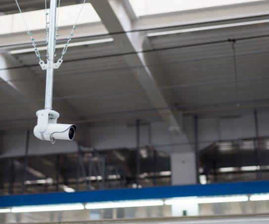 Warehouse Camera
